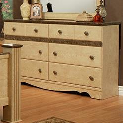 Sandberg Furniture Casa Blanca Dresser
