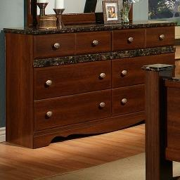 Sandberg Furniture Colina Dresser - Item Number: 43706