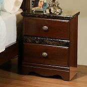 Sandberg Furniture Colina Nightstand - Item Number: 43722