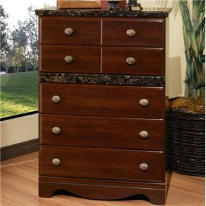 Sandberg Furniture Colina Drawer Chest