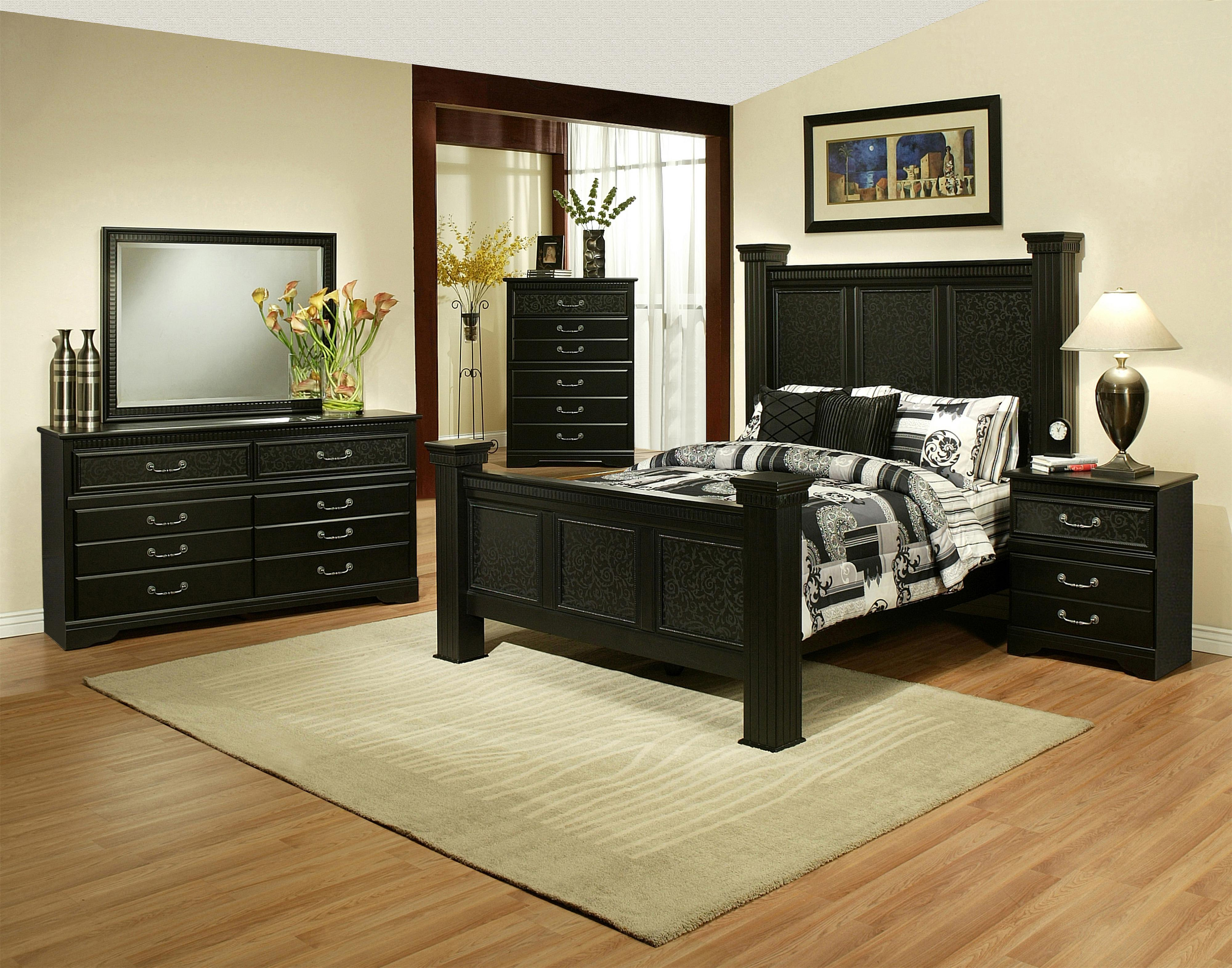 Sandberg Furniture Granada  Granada King-Set 2 - Item Number: KING-G2