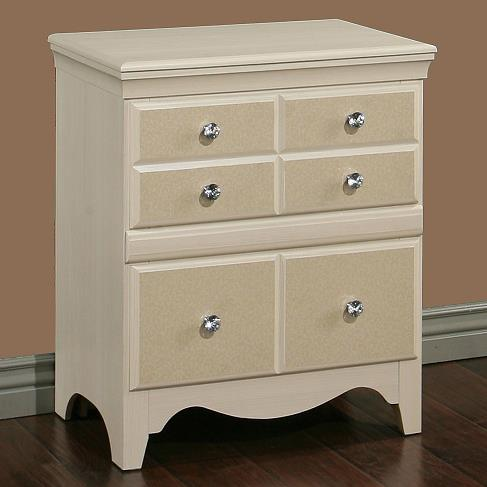 Sandberg Furniture Marilyn Nightstand - Item Number: 35422