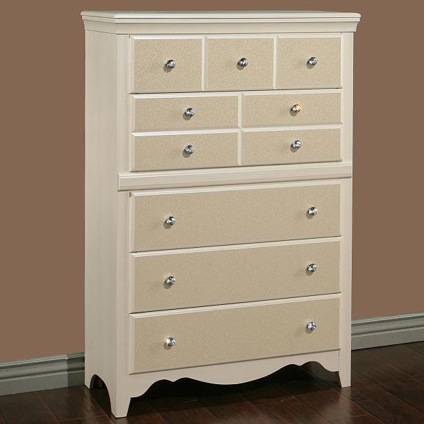 Sandberg Furniture Marilyn Drawer Chest - Item Number: 35425