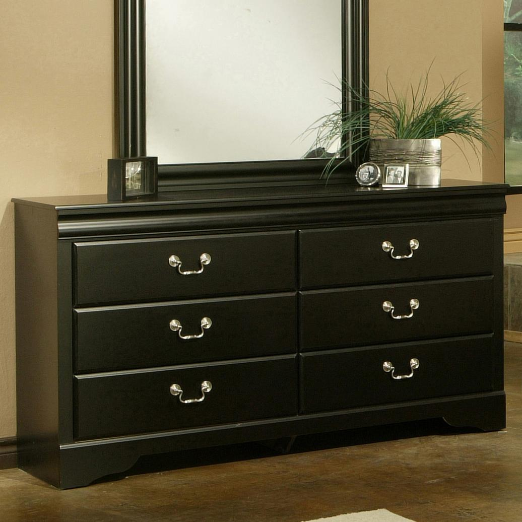 Sandberg Furniture Regency Dresser - Item Number: 32506