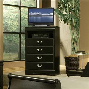 Sandberg Furniture Regency TV Chest