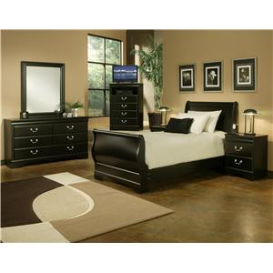 Sandberg Furniture Regency Twin Set