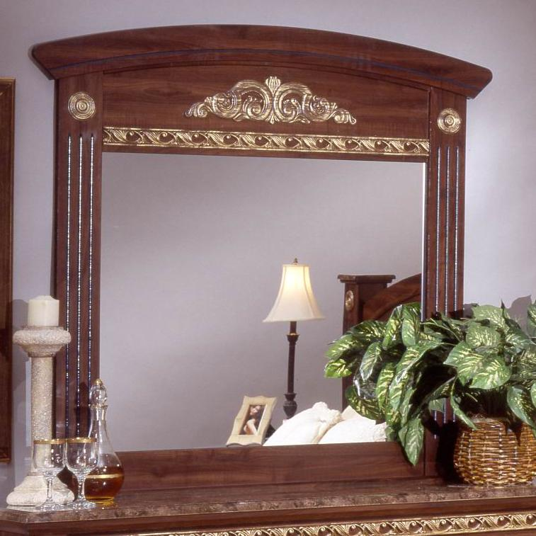 Sandberg Furniture Renaissance Marble Mirror - Item Number: 17410