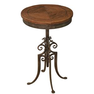 Sarreid Ltd Occasional Tables  Paris Cafe Table