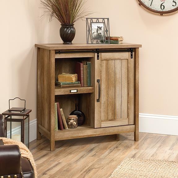 Adept Storage Accent Storage Cabinet by Sauder at Darvin Furniture