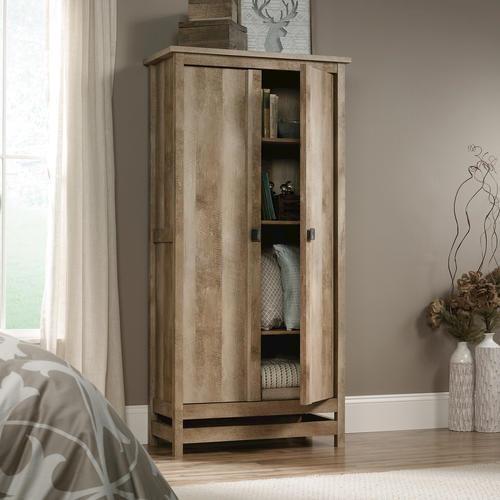 Cannery Bridge Storage Cabinet by Sauder at Darvin Furniture