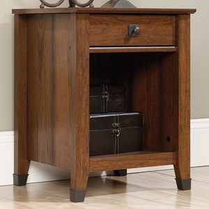 Sauder Carson Forge Night Stand