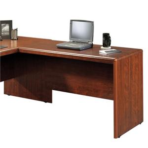 "Sauder Cornerstone 48"" Executive Desk Return"