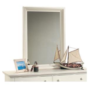 sauder harbor view mirror mirror - Sauder Harbor View