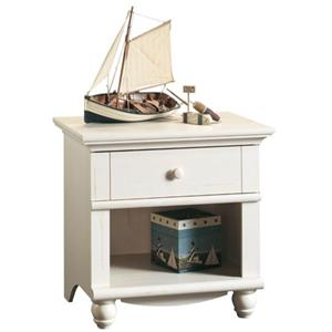 Sauder Harbor View Night Stand