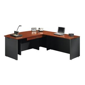 Executive Desk with Return and Pencil Drawer