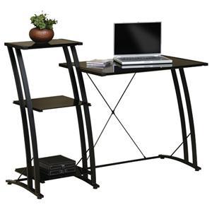 Sauder Home Office Tiered Desk
