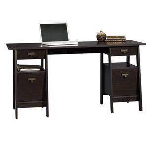 Sauder Home Office Executive Trestle Desk
