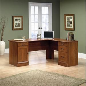 Sauder Home Office L-Shaped Desk