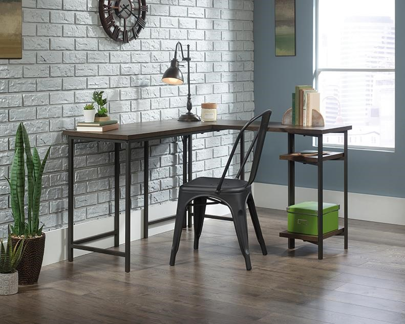 North Avenue L-shaped Desk by Sauder at Red Knot