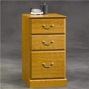 Sauder Orchard Hills 3 - Drawer Pedistal