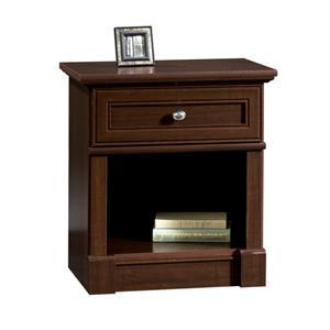 Drawer Nightstand with Shelf