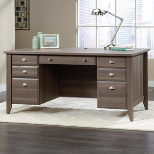 Sauder Shoal Creek Executive Office Desk