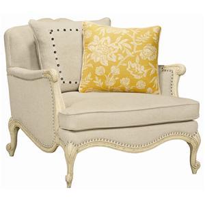Caracole Caracole Upholstery Savior Faire Chair