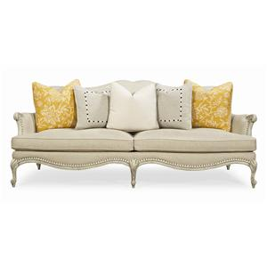 Caracole Caracole Upholstery Oui-Oui Stationary Sofa