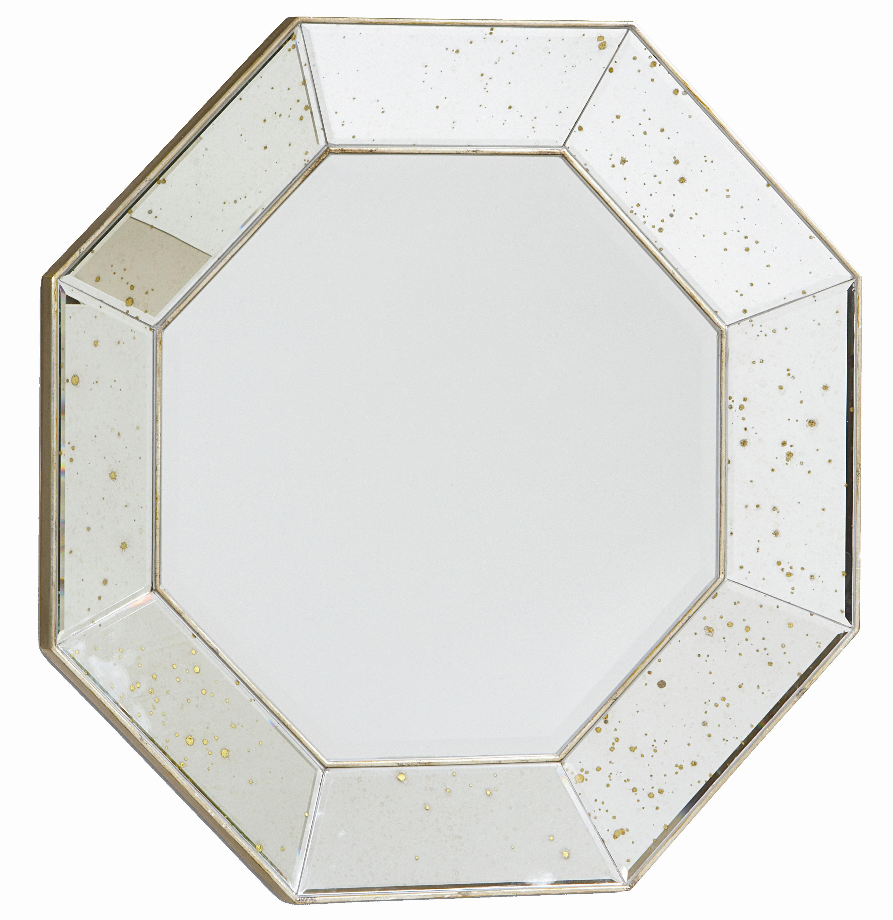 """Caracole Classic """"Looking Glass"""" Mirror by Caracole at Baer's Furniture"""