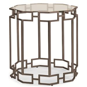 "Caracole Caracole Classic ""The Other Side"" Side Table"