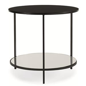 "Caracole Caracole Classic ""Reflect-ology"" Side Table"