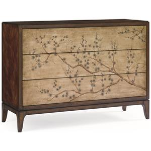 Caracole Caracole Classic Awesome Blossom Accent Chest