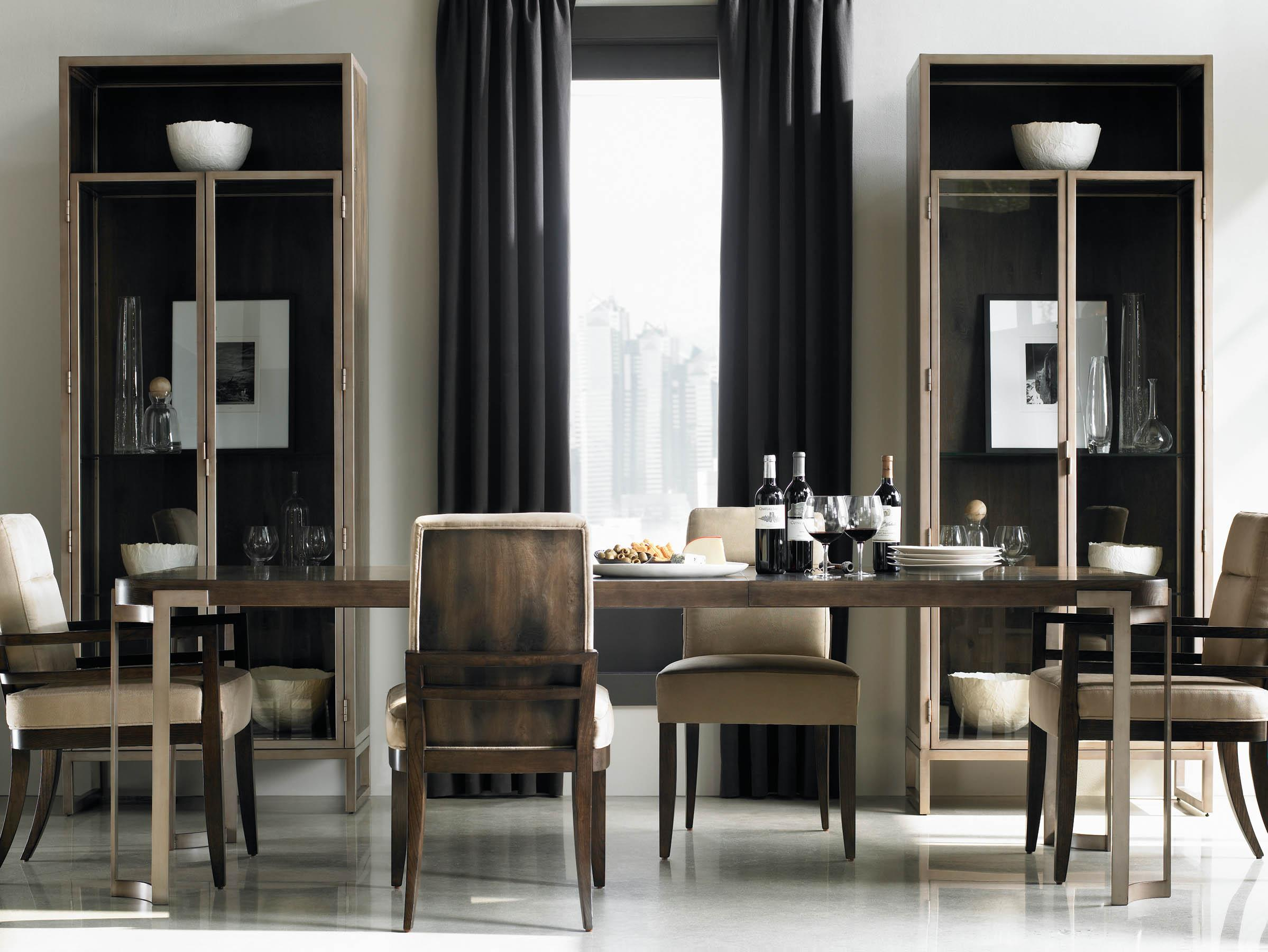 Schnadig Modern S Dining Table And Craftsmen Chair Set
