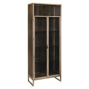 Schnadig Modern Artisan Vision Airy Display Cabinet