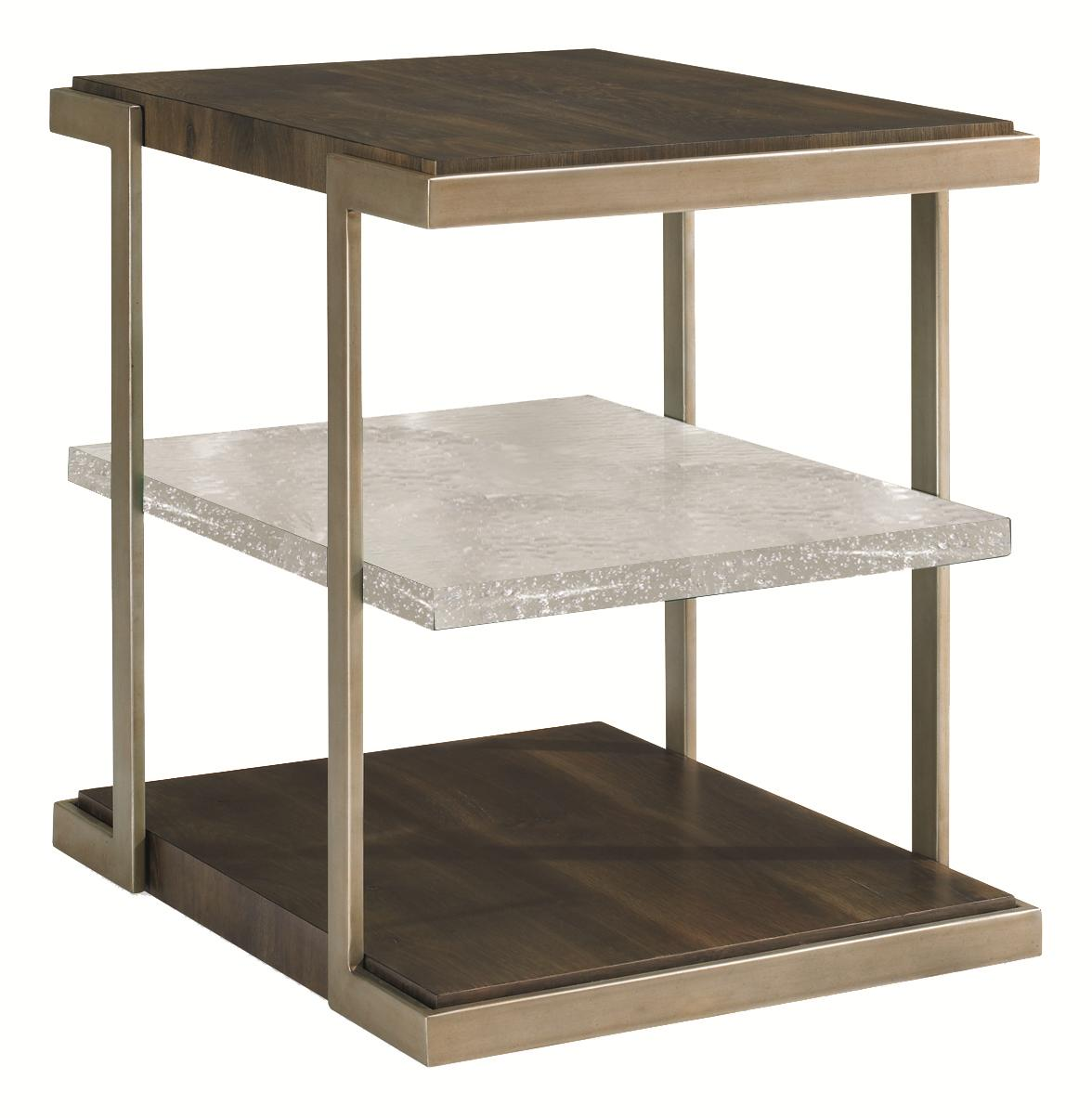 Schnadig Modern Artisan Artisans End Table - Item Number: ATS-ENDTAB-002