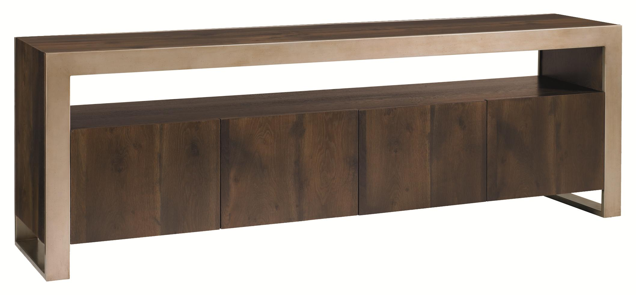 Schnadig Modern Artisan Ey Components TV Stand - Item Number: ATS-MEDIA-001