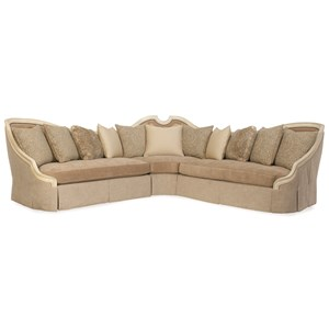 Schnadig Wyeth Sofa Sectional Group
