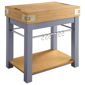 Scott Living 10298 Kitchen Island