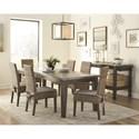 Scott Living 103803 Rattan Dining Chair
