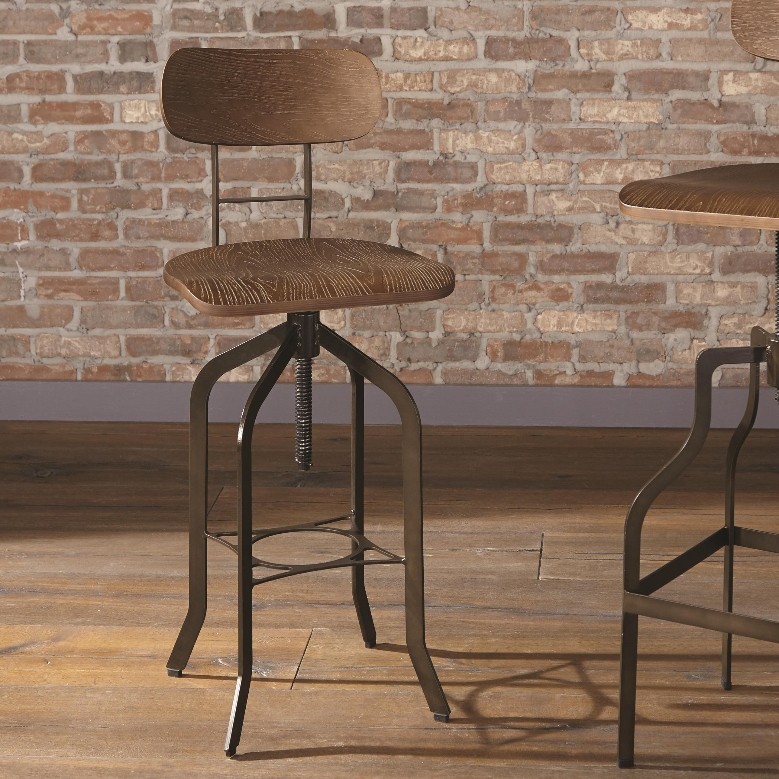 Scott Living 104968 Bar Stool - Item Number: 104968