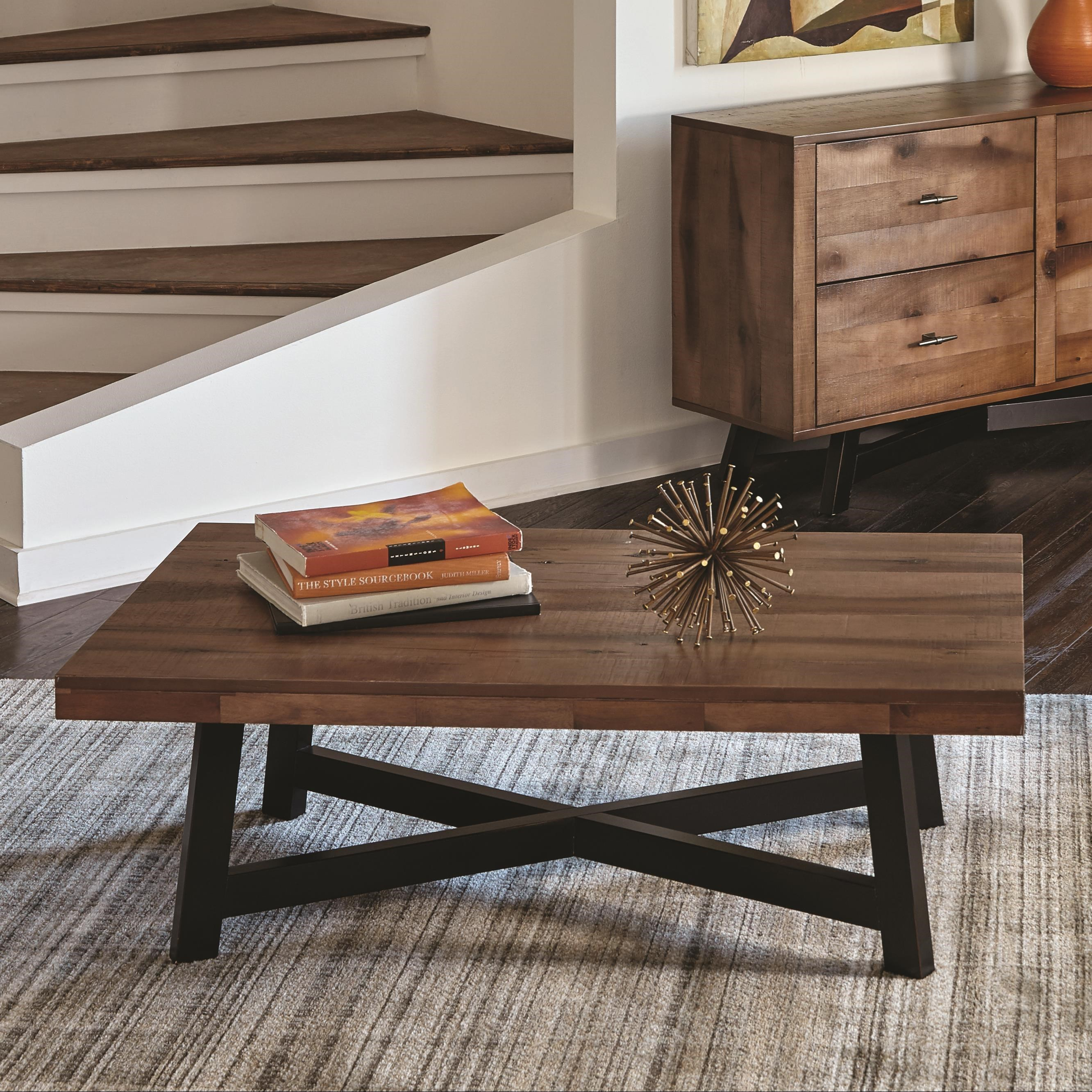 Scott Living 70549 Coffee Table - Item Number: 705498