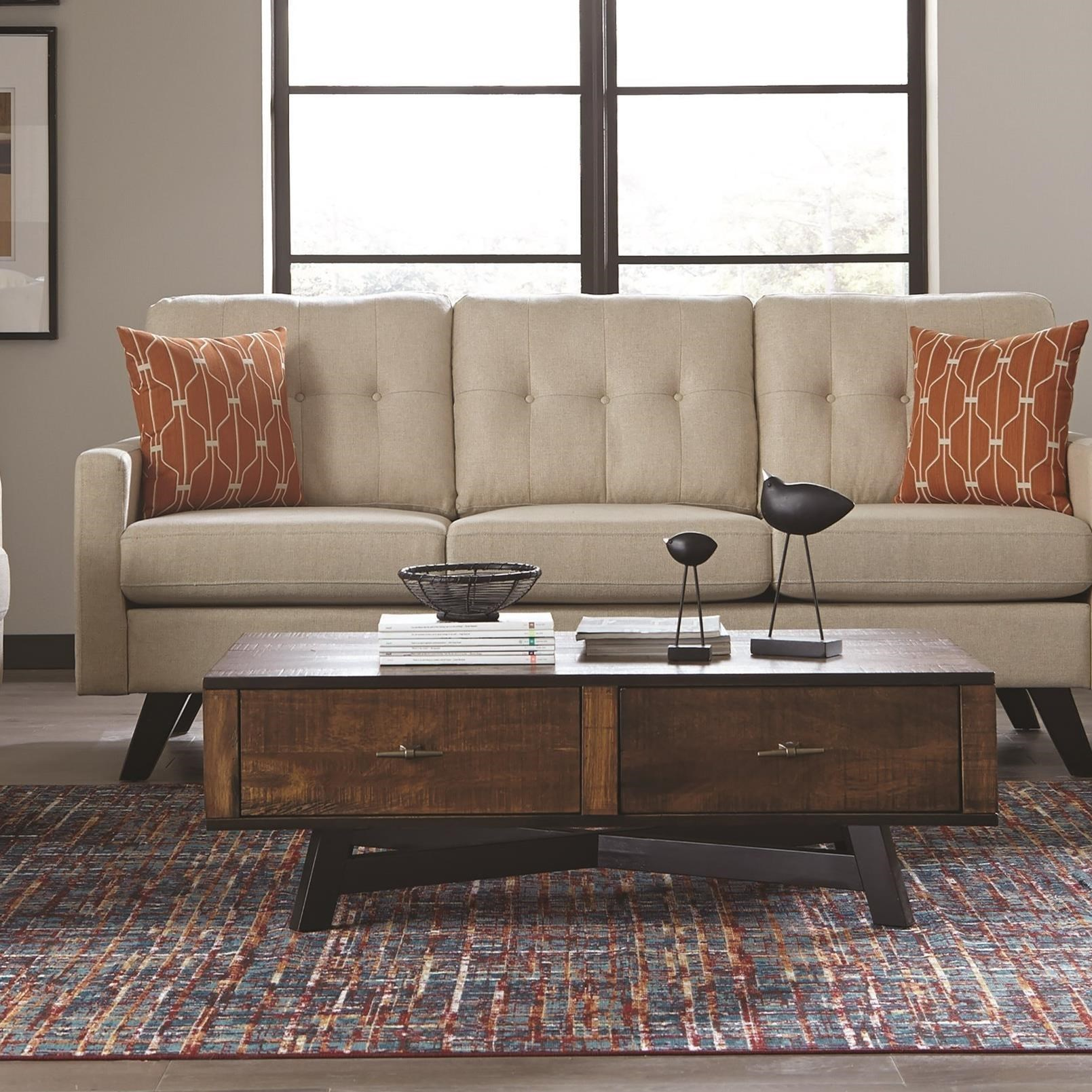 Scott Living 70563 Coffee Table - Item Number: 705638