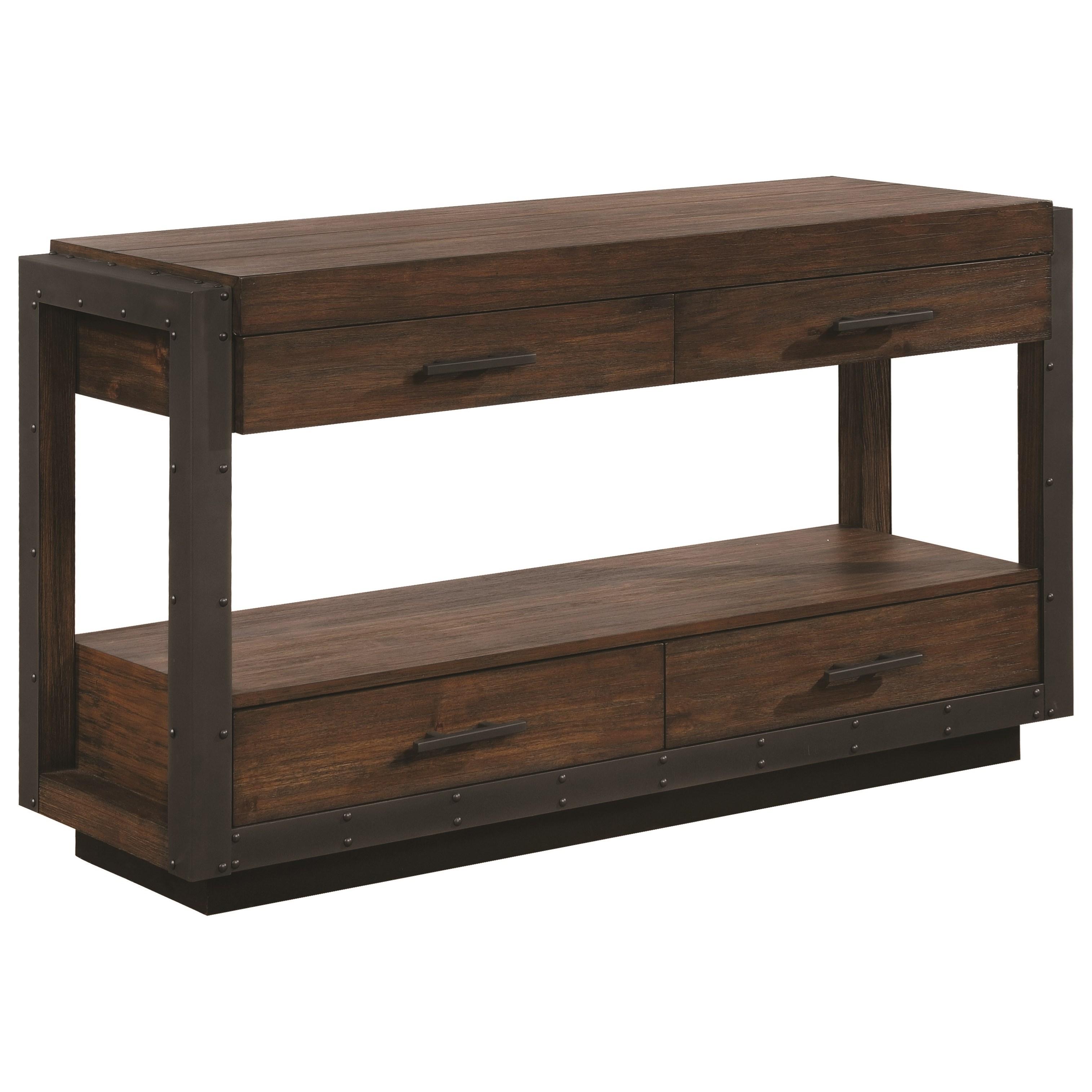 Scott Living 70565 Sofa Table - Item Number: 705659