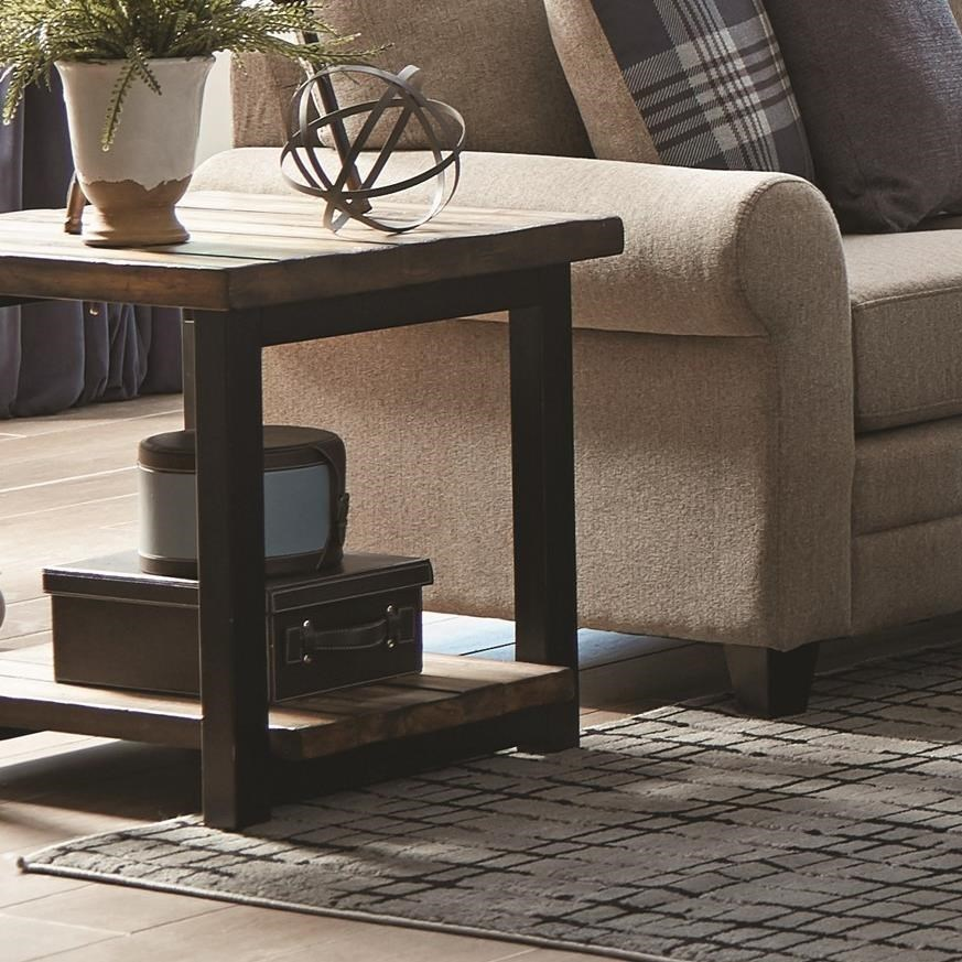 Scott Living Composition End Table - Item Number: 705677