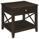 Scott Living Composition End Table - Item Number: 705687