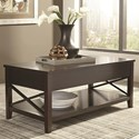 Scott Living 70568 Coffee Table - Item Number: 705688