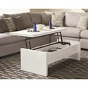 Scott Living 72124 Coffee Table - Item Number: 721248