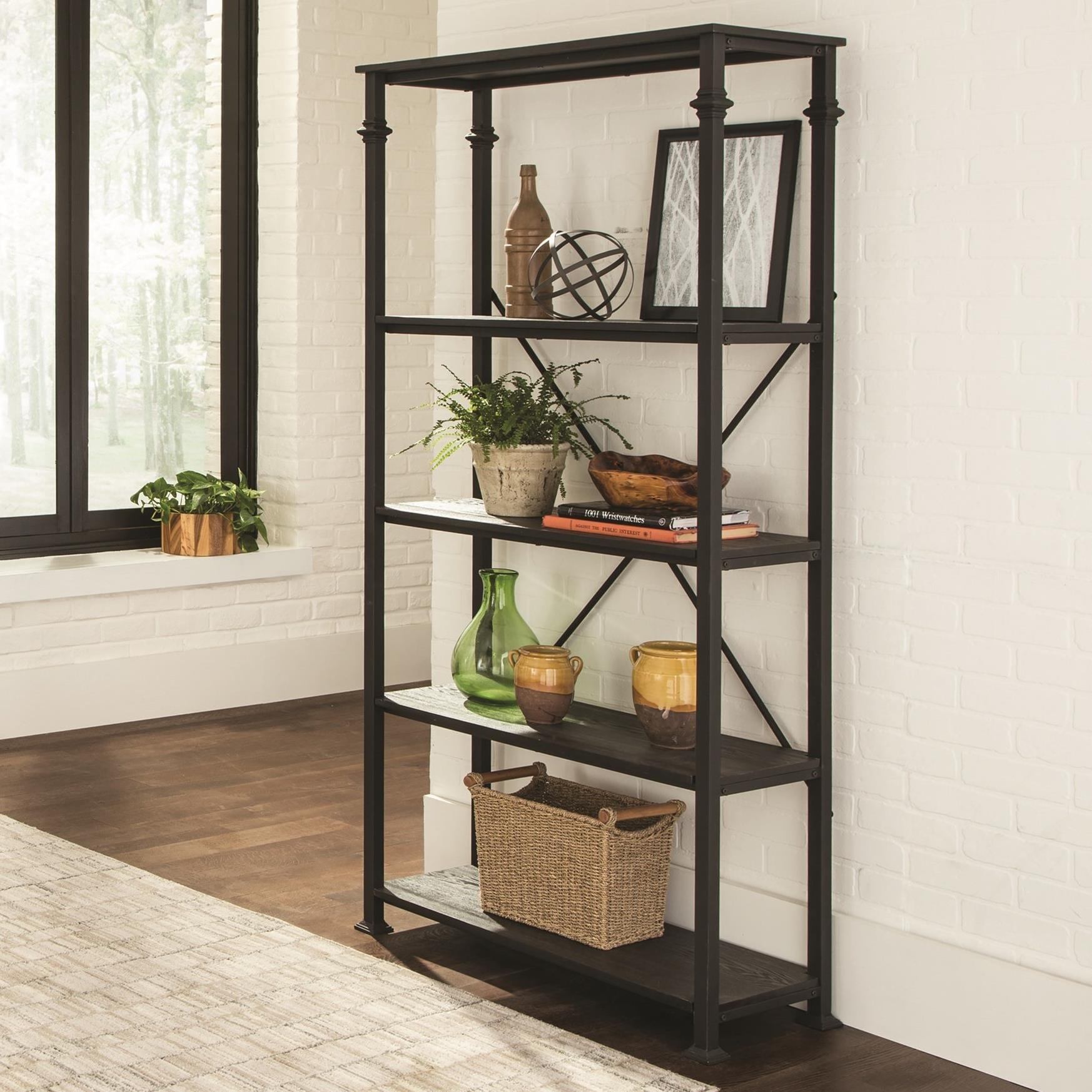 Scott Living Home Office Bookcase - Item Number: 801439