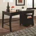 Scott Living 80175 Writing Desk - Item Number: 801751