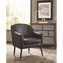 Scott Living 90337 Mid-Century Modern Accent Chair
